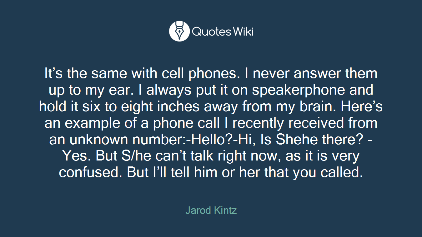 Phone Call Quotes Phonecall Quotes  Quotes Wiki