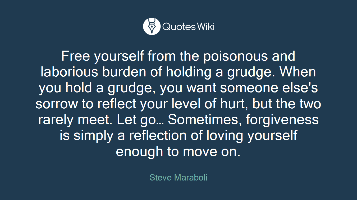 Free Yourself From The Poisonous And Laborious Quoteswiki