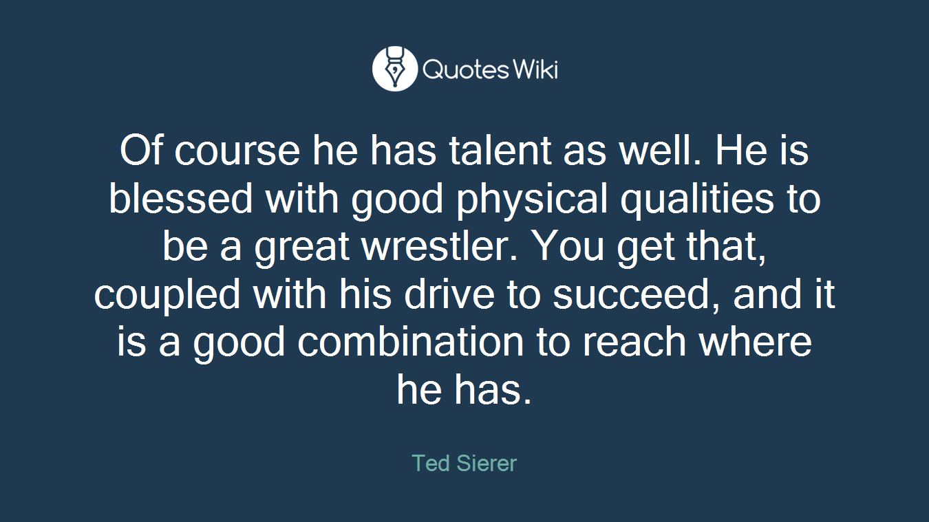 how to be a better wrestler I hope that the ten concepts outlined above can help you become a better wrestler many factors can determine how successful a wrestler can become i hope you have a few more ideas to help you in your quest to become a great wrestler.