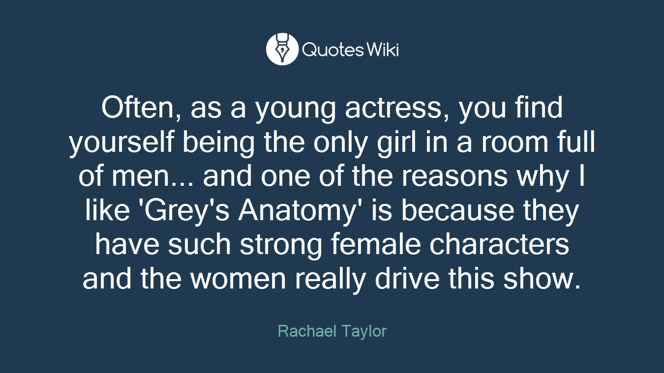 Rachael Taylor, Author at Quotes.wiki